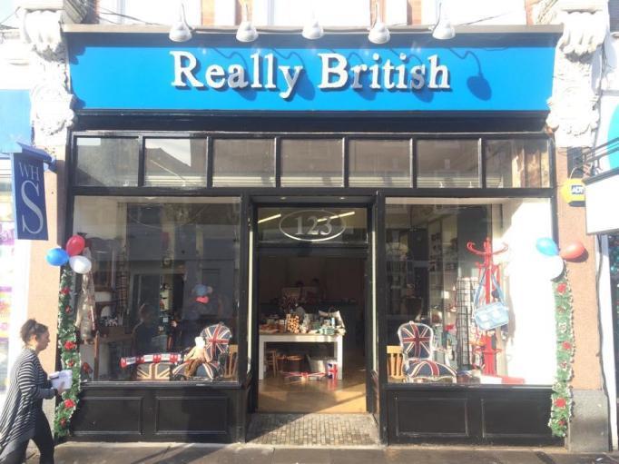 really-british